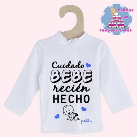 Camiseta bebé chico
