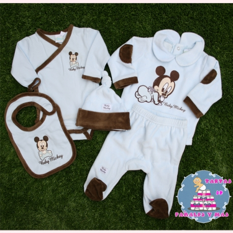 Pack ropa Disney - MICKEY
