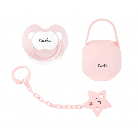 Pack personalizado básico rosa