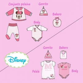 Pack de ropa Minnie