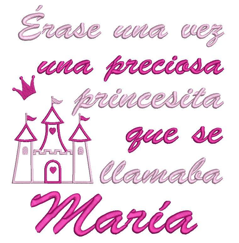 Cuento princesa