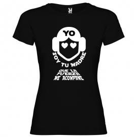Camiseta mamá STAR WARS + CAJA REGALO
