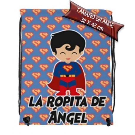 Mochila para la muda - SUPERMAN