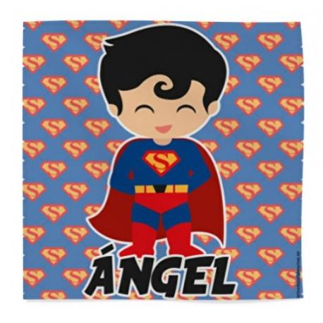 Servilleta de tela personalizada - SUPERMAN