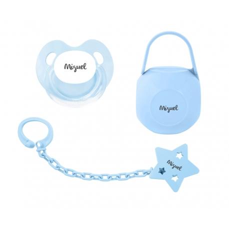 Pack personalizado básico azul
