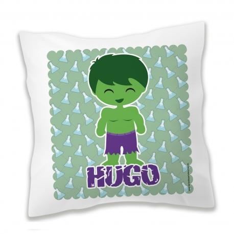 Cojín personalizado Hulk