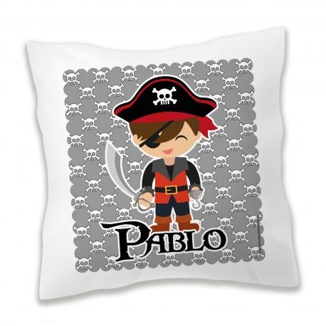 Cojín personalizado Pirata