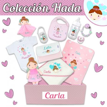 Canastilla personalizada - HADA