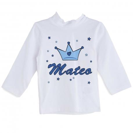 Camiseta príncipe