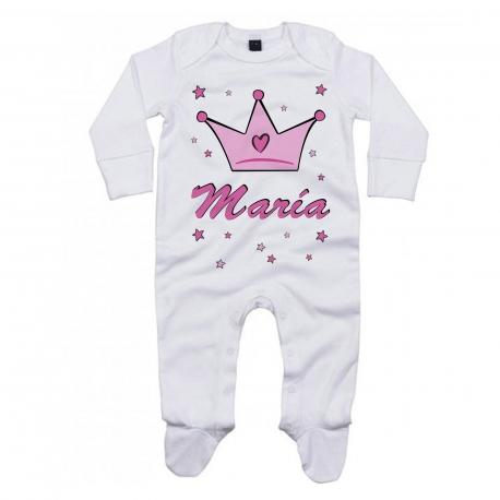 Pijama personalizado PRINCESA
