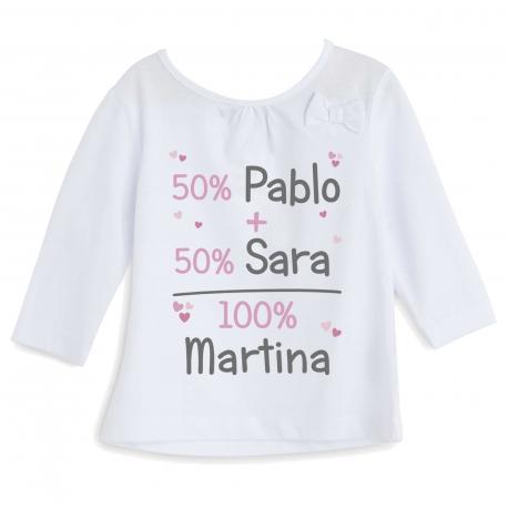 Camiseta suma chica