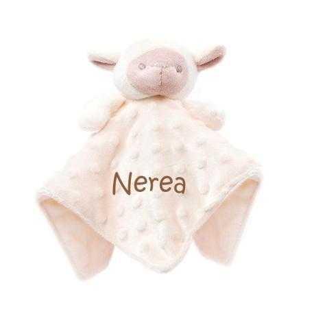 Doudou ovejita beige