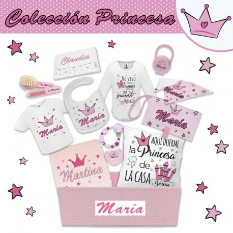 Canastilla personalizada - PRINCESA