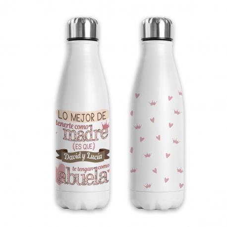 Botella - LO MEJOR ABUELA