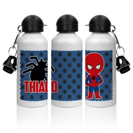 Botella aluminio - SPIDERMAN