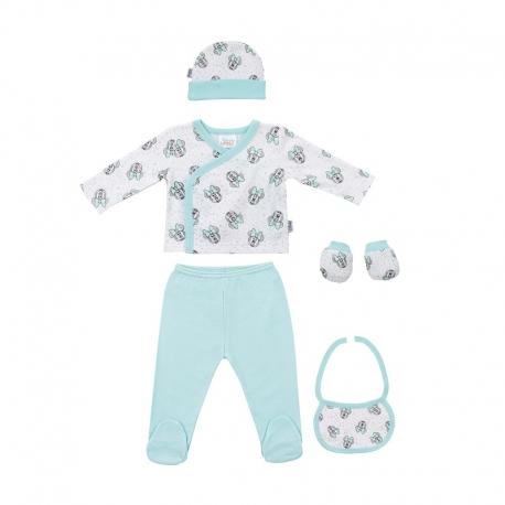 Pack ropa Disney Invierno 5pzs - MENTA