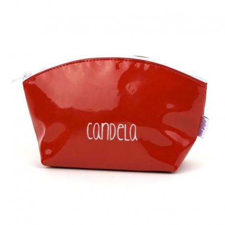 Neceser Gloss Rojo personalizado