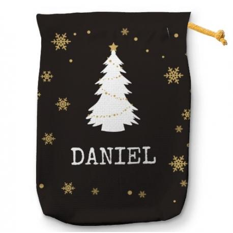 Saco para regalos Christmas tree