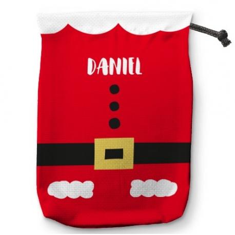 Saco para regalos Santa Claus