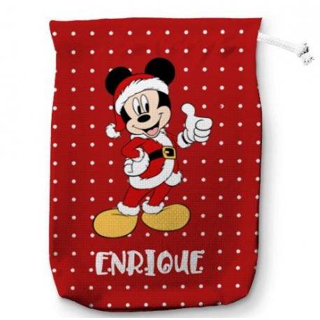 Saco para regalos Mickey
