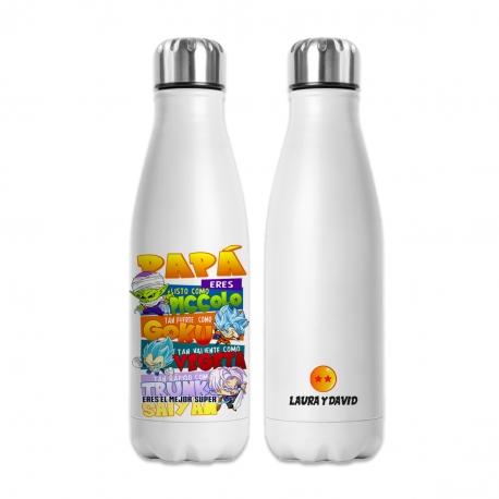 Botella termo personalizada - GOKU
