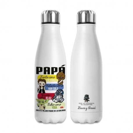 Botella termo personalizada - STAR WARS
